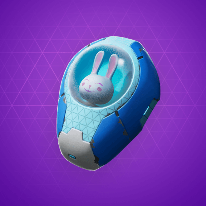 Cryo Hops Back Bling