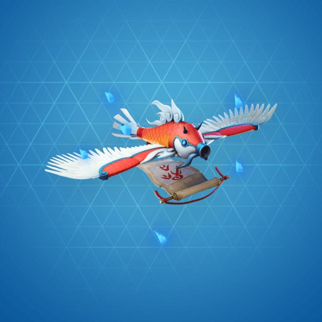Flying Carp Glider