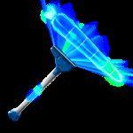 Plasma Carrot Pickaxe