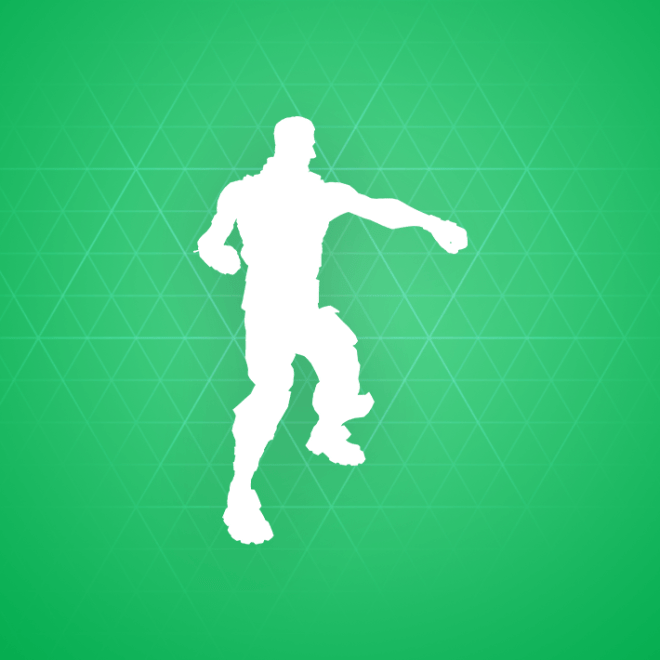 Punched Up Emote