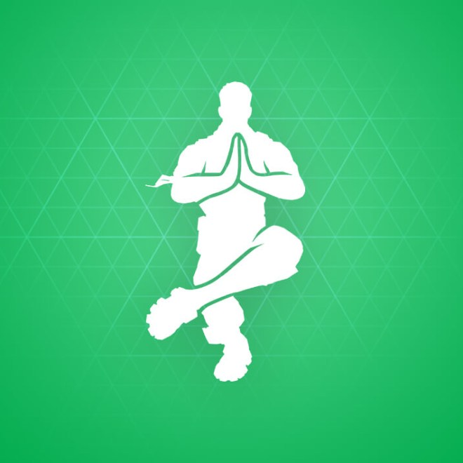 Shaolin Sit-up Emote