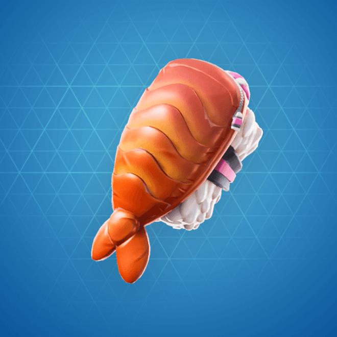 Shrimpy Back Bling