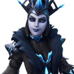 The Ice Queen icon png
