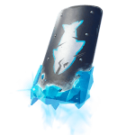 Ice Fisher Back Bling