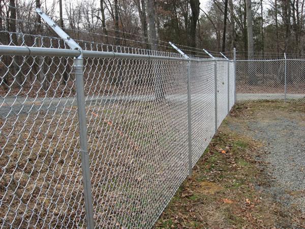 Image Result For Black Chain Link Fence