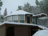 Carole 24 ft yurt