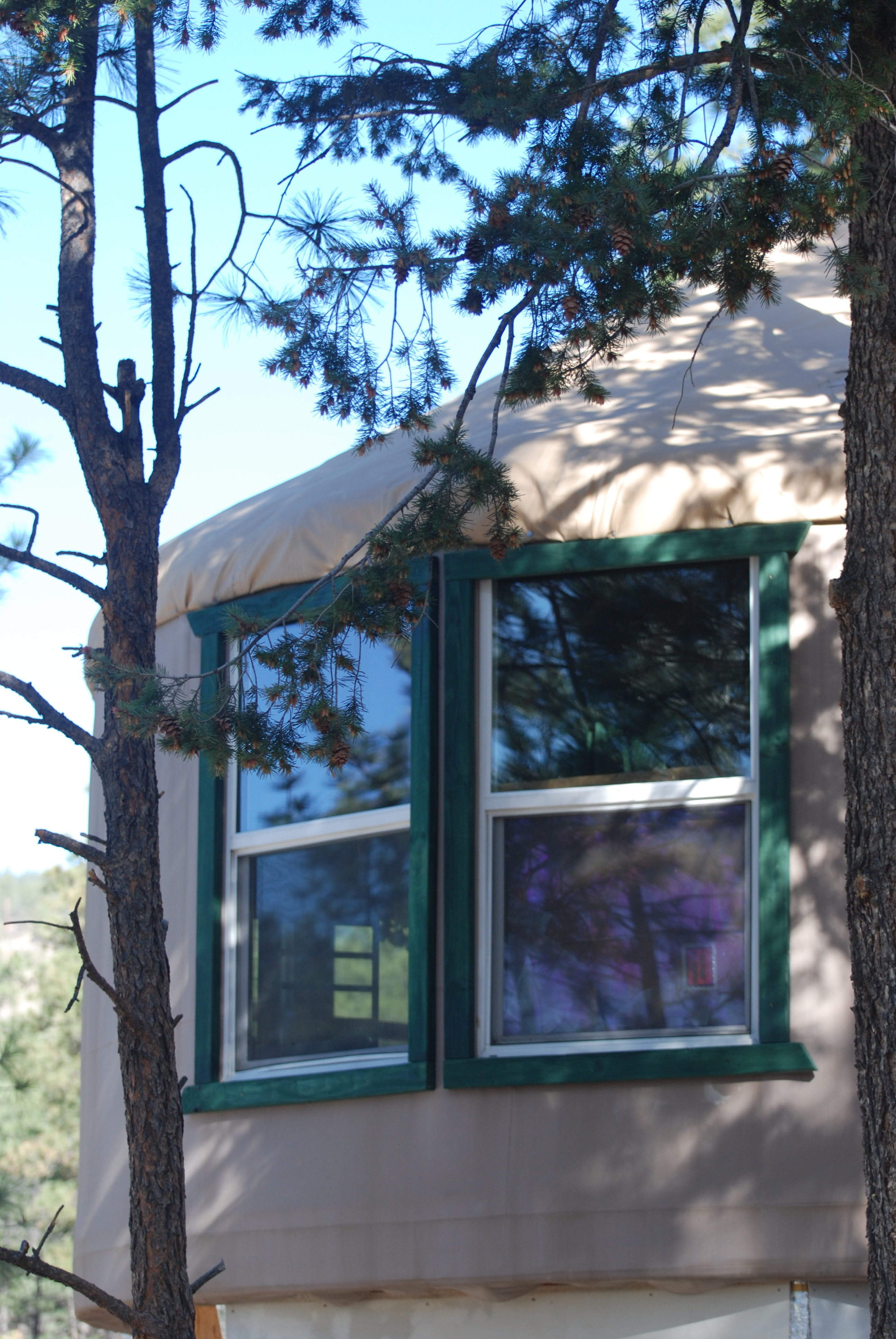 Prices And Options Fortress Yurts Quality Custom Yurts Glass Windows Solid Walls