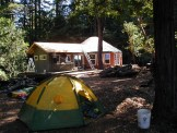 30 ft yurt w bathhouse