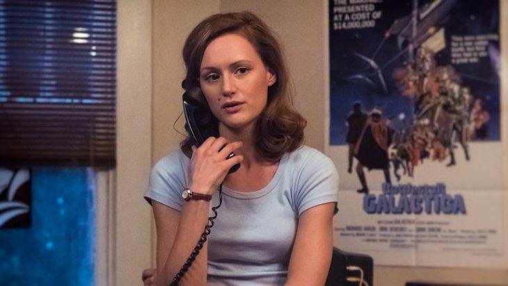 Kerry Bishés Donna stahl in Staffel 2 den meisten Kollegen die Show; Foto: AMC