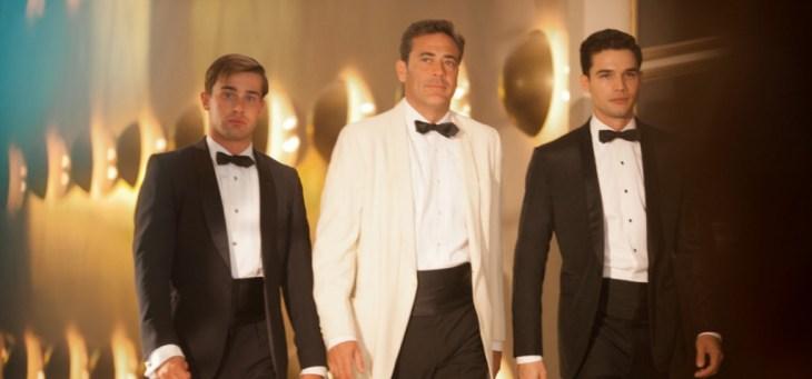Miami Beach Boys. Danny, Ike und Stevie. Foto: Starz