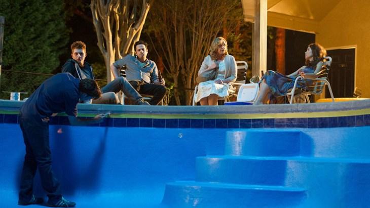 Die Holdens in der blauen Phase. Foto: SundanceTV