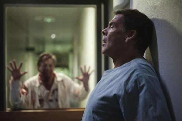 """Walking Dead"" à la ZDF: Sascha Hehn als Rick Grimes, Jochen Schröder alias Pfleger Mischa als Zombie"