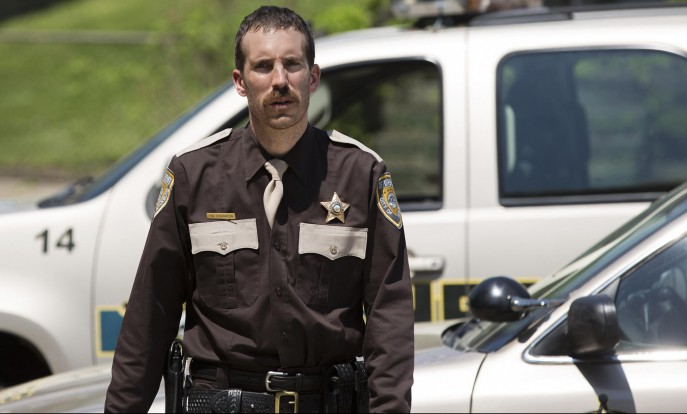 Stimme der Vernunft: Thomas M. Wright als Sheriff Wade Houghton