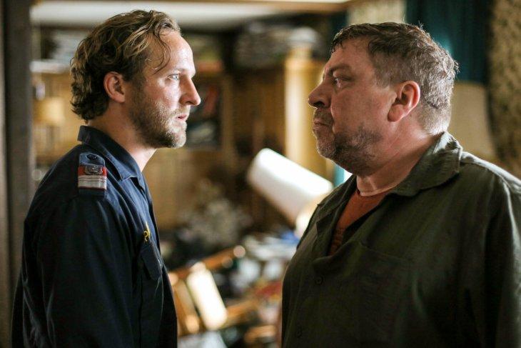 Werden nicht allzu bald beste Freunde: Hannes und Dirrmeyer. Foto: ORF/Mona Film/Petro Domenigg