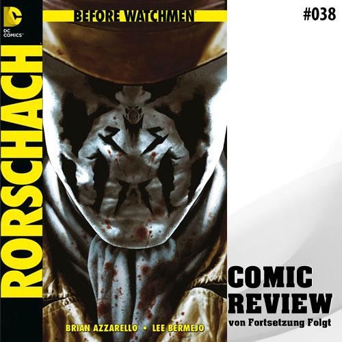 Rorschach - Before Watchmen
