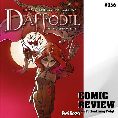 Daffodil - Die Vampiragentin