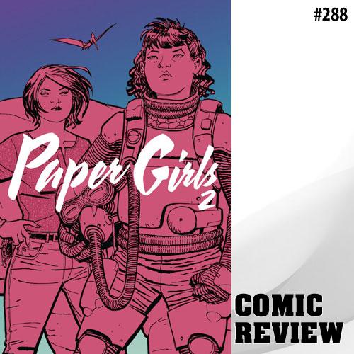 Paper Girls 2