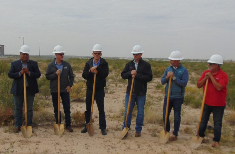 Avid Hotels Groundbreaking