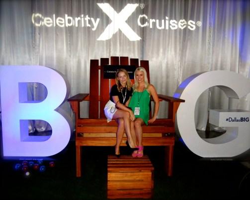 Thanks you Celebrity Cruises DFW #DallasBIG @Celebrity_DFW with #SailWithCelebrity
