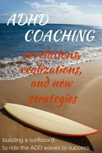 The Fortuitous Housewife - ADHD Coaching - revelations, realizations & new strategies