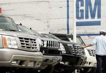 GM. El gobierno acuerda con la automotriz.