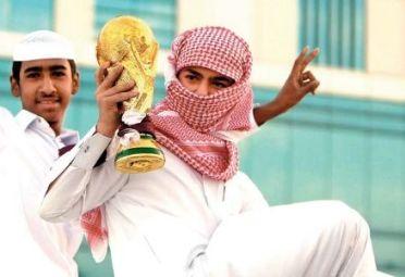 ESCÁNDALO. Denuncian compra de Qatar del próximo Mundial.