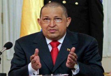 HUGO CHÁVEZ. Presidente de Venezuela.