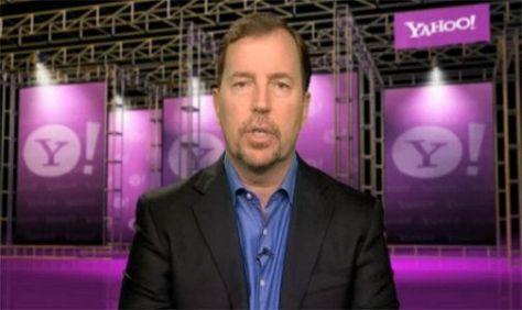 SCOTT THOMPSON. CEO de Yahoo!
