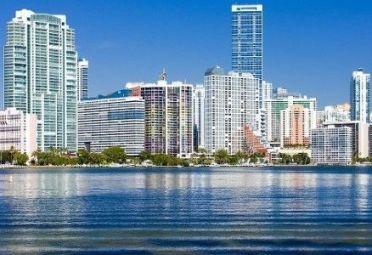 BOOM INMOBILIARIO. En Miami la construcción vive su mejor momento.