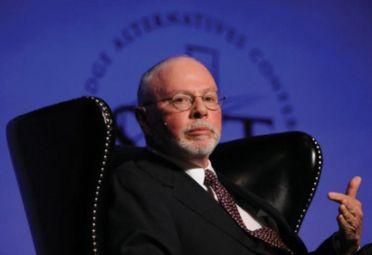 """Paul Singer, titular de Elliott Management Corporation, de la cual es subsidiaria el """"fondo buitre"""" NML Capital."""