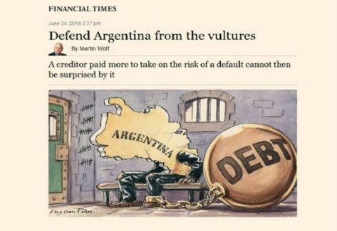 FINANCIAL TIMES. Calificó de
