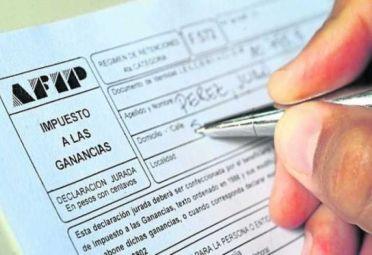 Ganancias: Asalariados y jubilados pagarán más en 2019