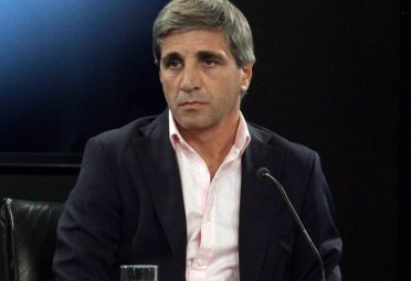 Renunció Luis Caputo al BCRA