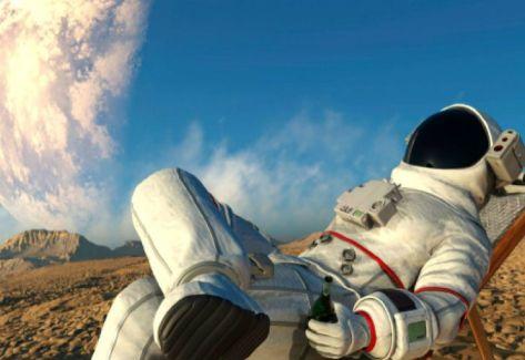 La carrera espacial ahora es de los ricos