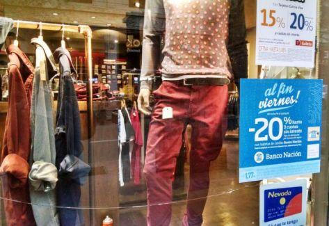 Caen las ventas minoristas y las Pymes piden ayudan