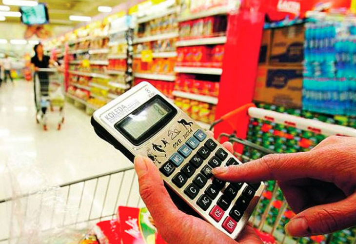 Frenó la caída de la inflación y estiman un 3 % para febrero