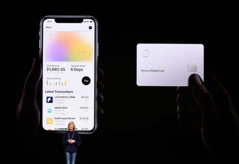 Apple lanzaría su tarjeta en agosto