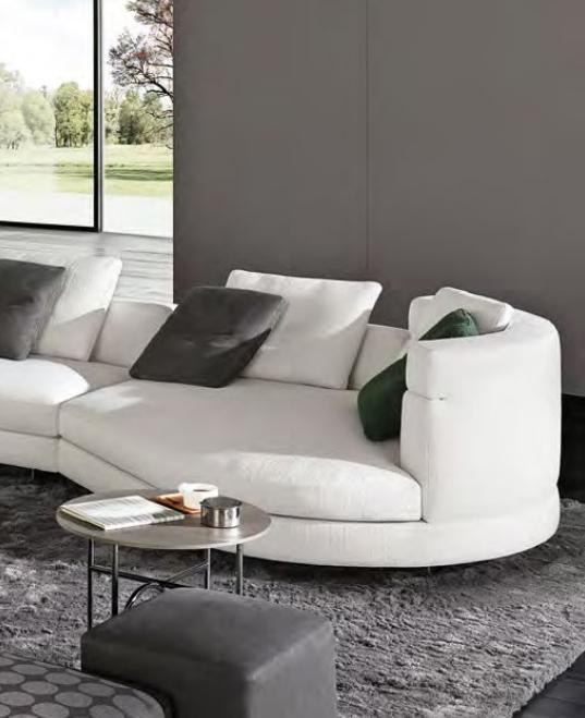 Каталог итальянской мебели Minotti 2018