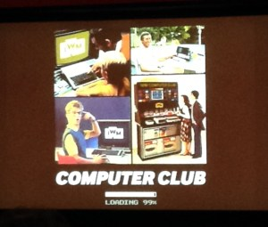 IWM Computer Club