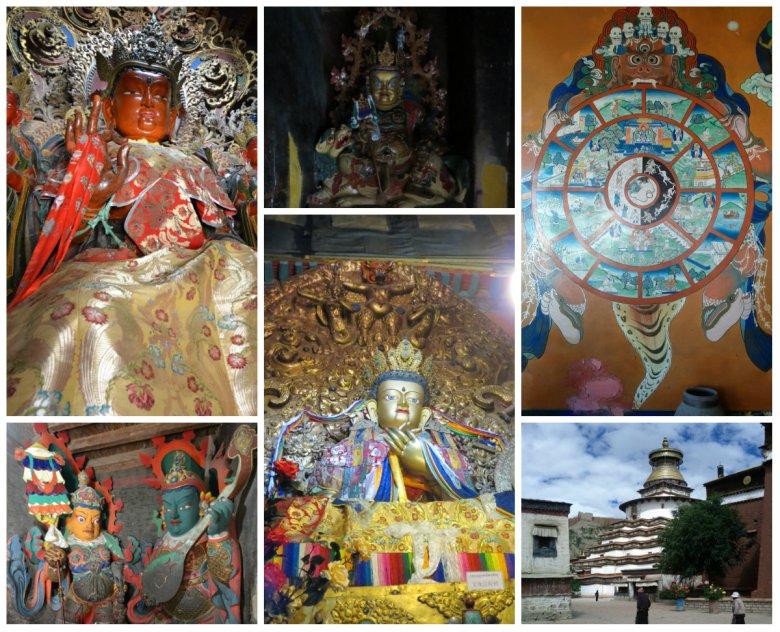 Gods Collage