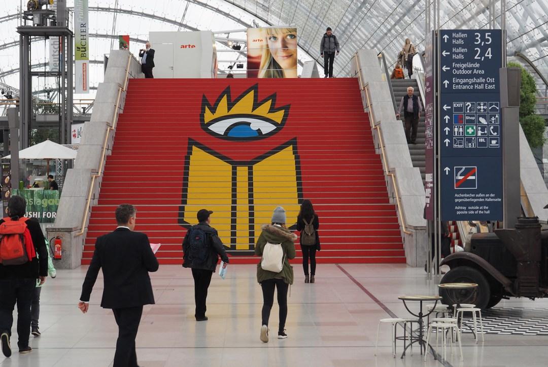 Leipziger Buchmesse Logo