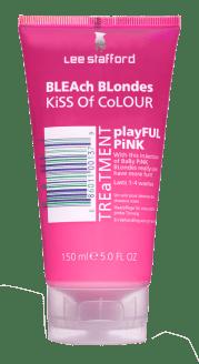 Bleach-Blondes-Kiss-of-Colour-Pink-Treatment