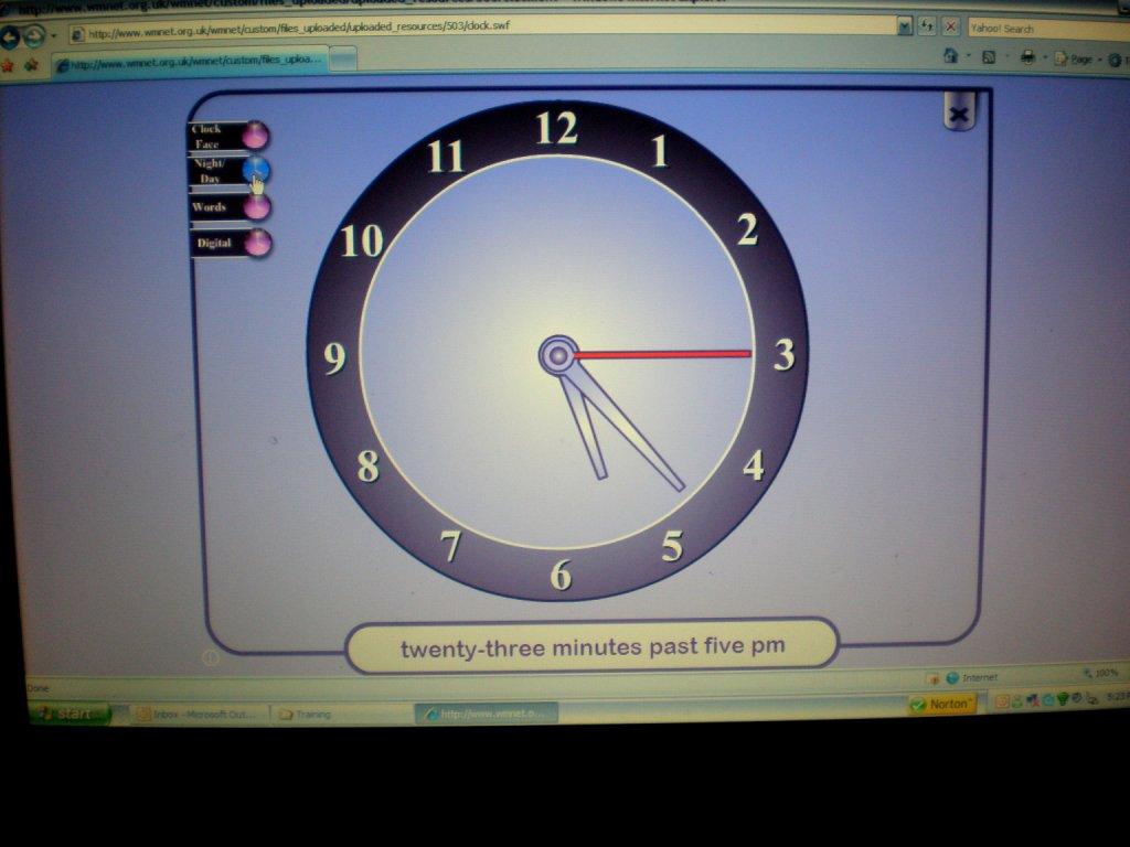 Printable Clock Faces Teachers 9jasports