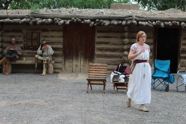 Ft Uncompahgre, 4th at the Fort, Delta, CO j