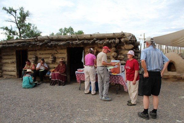 Ft Uncompahgre, 4th at the Fort, Delta, CO