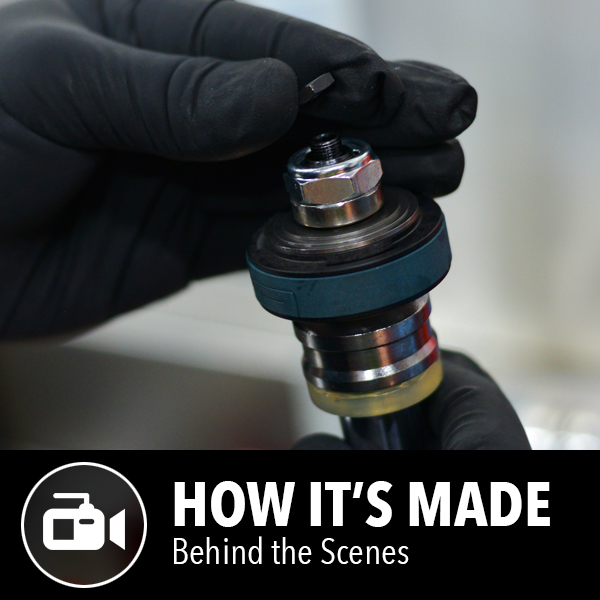 How coilovers are made at fortune auto