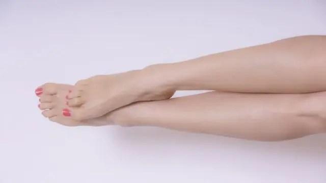 足のほくろの位置で性格が分かる8のほくろ占い