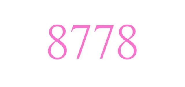 エンジェルナンバー「8778」の重要な意味を解説