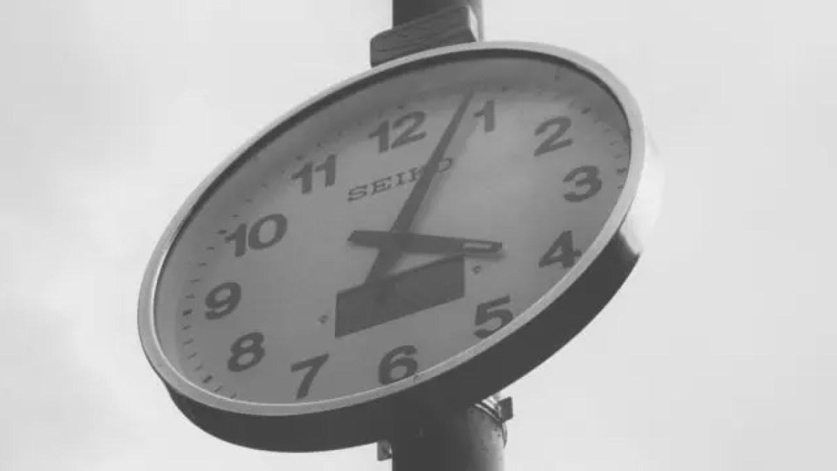 時間 時計 待ち合わせ 遅刻