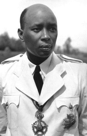 King Mwambutsa IV Bangiricenge